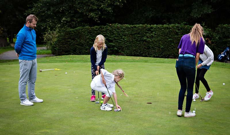 Girls Golf - Coastal Golf Academy