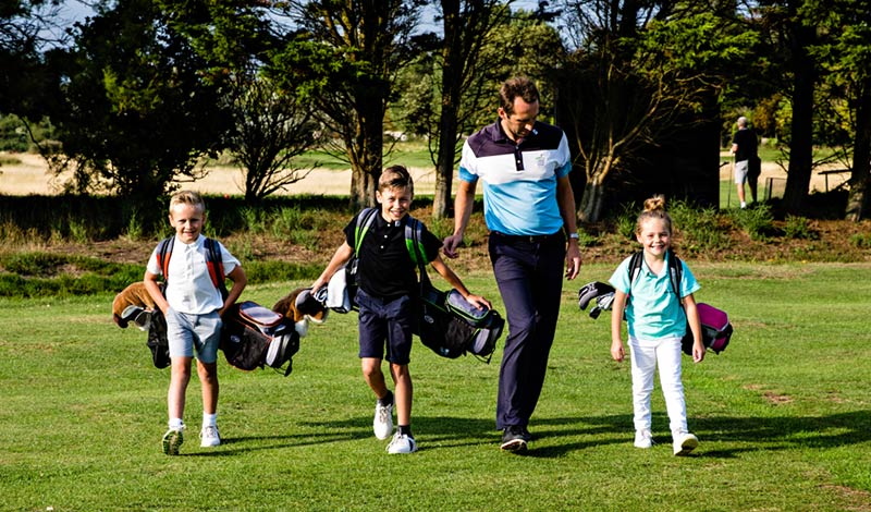 Golf Holiday Camps, Norfolk