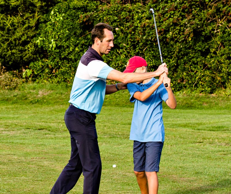 Players Package, Coastal Golf Academy - Norfolk