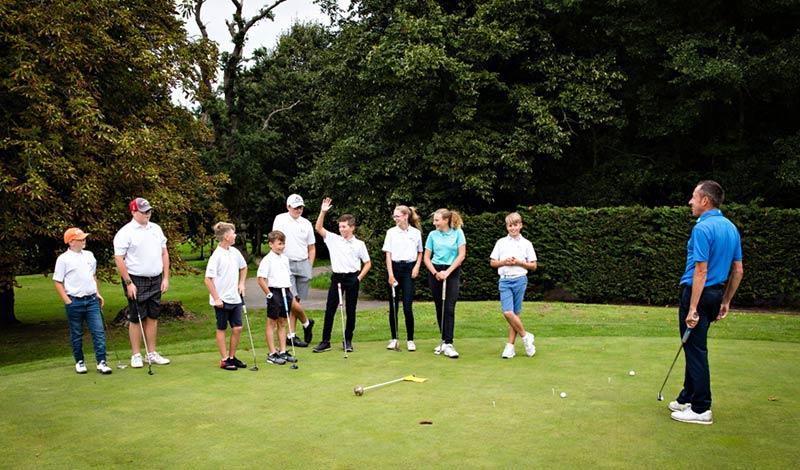 Players Package, Coastal Golf Academy, Norfolk