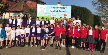 Happy Valley Golf & Tennis Open Day