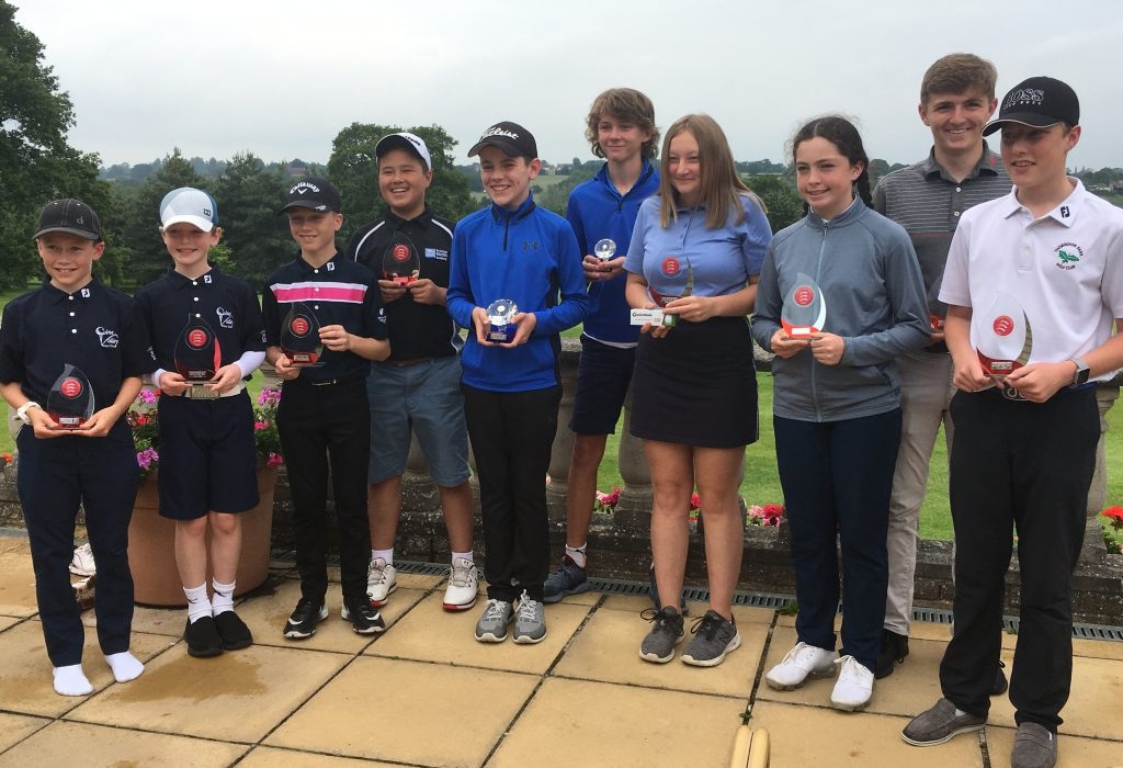 CGA Juniors perform well at the Essex Schools Championship