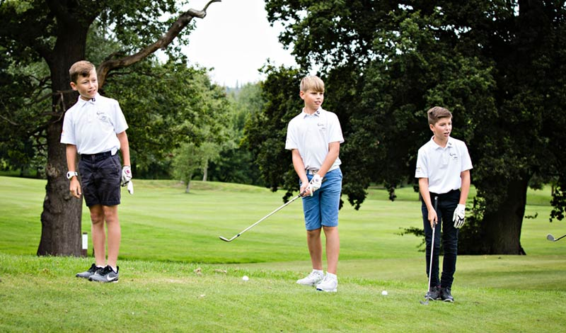 Coastal Squads - Coastal Golf Academy, Norfolk