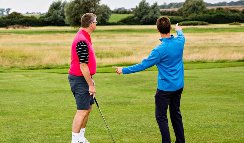 Get Into Golf - Coastal Golf Academy - Suffolk, Essex