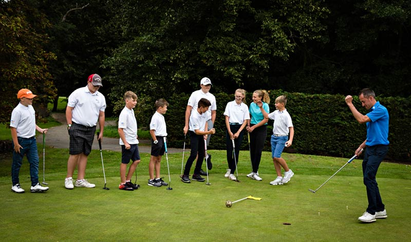 Family Golf Days - Coastal Golf Academy