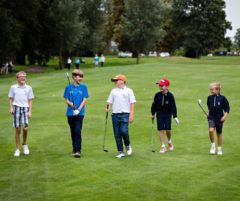 Junior Golf - Players Package