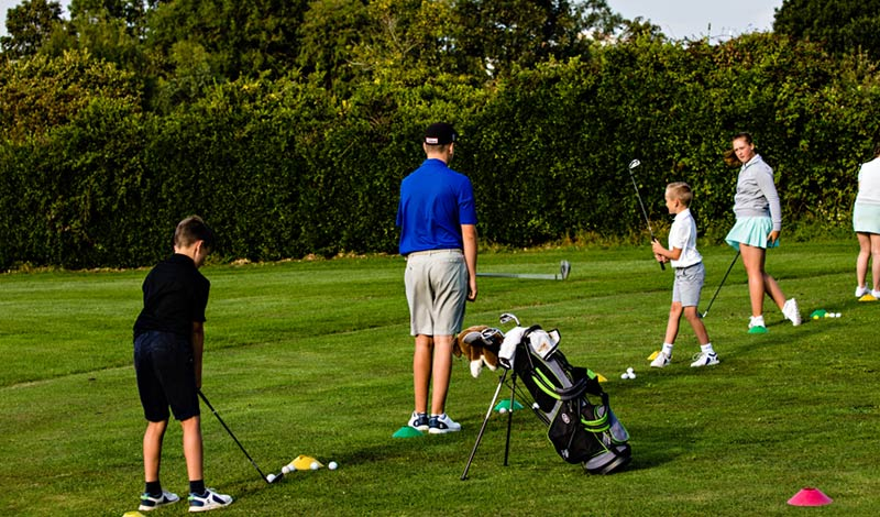 Players Package, Coastal Golf Academy - Norfolk
