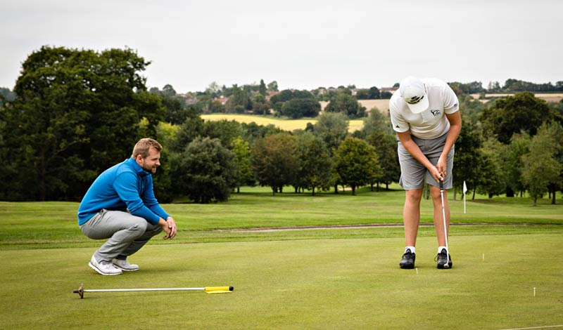 Private Golf Lessons, Suffolk, Essex, Coastal Golf Academy