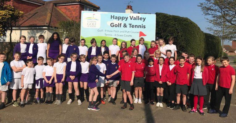 Happy Valley Golf & Tennis Open Day
