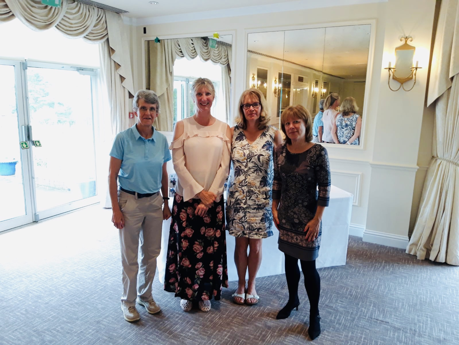 Colne Valley Ladies excel at Stoke By Nayland