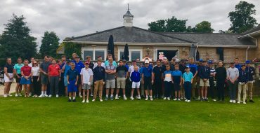 Jago's day at the Colne Valley Junior Open