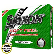 Srixon Soft Feel Dozen Golf Balls