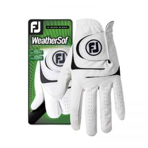 Footjoy Weathersof Mens Golf Glove