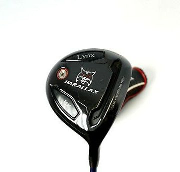 !SALE! Men's Lynx Parallax 5 Wood