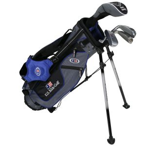 "US Kids UL 45"" (5-7 Years) 4 Club Stand Bag Set"
