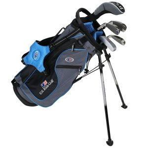 "US Kids UL 48"" (6-8 Years) 5 Club Stand Bag Set"