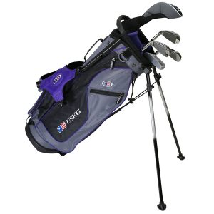 "US Kids UL 54"" (8-10 Years) 5 Club Stand Bag Set"