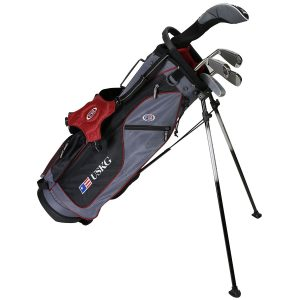 "US Kids UL 60"" (10-12 Years) 5 Club Stand Bag Set"