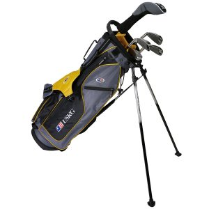 "US Kids UL 63"" (11-13 Years) 5 Club Stand Bag Set"