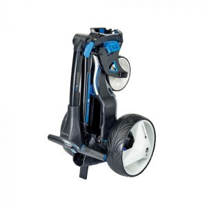Motocaddy M5 Connect Electric Trolley (18 hole) !!FREE DRY-SERIES GOLF BAG WORTH £219.99!!