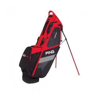Ping Hoofer Carry Bag – Red