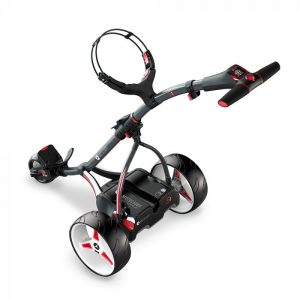 Motocaddy New S1 Electric Trolley (18 hole)