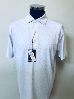 !Clearance! Footjoy Smooth Pique with FJ Print Shirt