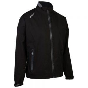 Men's ProQuip Proflex Evo Jacket (Black/Grey)