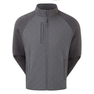 FootJoy Quilted Jacket (Grey)