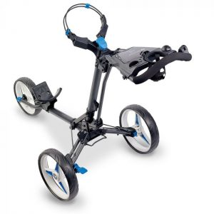 Motocaddy P1 Push Trolley (Blue)