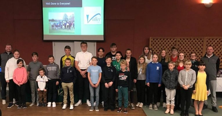 Colne Valley host their Annual Junior Awards