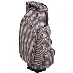 Ouul Check Wave 14-way Cart Bag