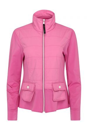 SS20 Swing Out Sister Lucia Jacket (super pink)