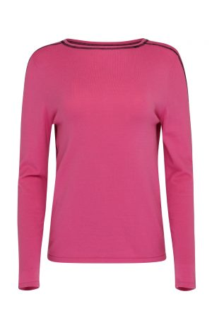 SS20 Swing Out Sister Pelican Lightweight Sweater (super pink)