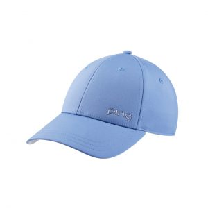 Women's Ping Cap (bleached denim)