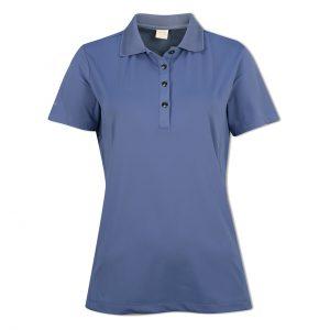 Women's Ping Sedona Polo Shirt – Bleached Denim