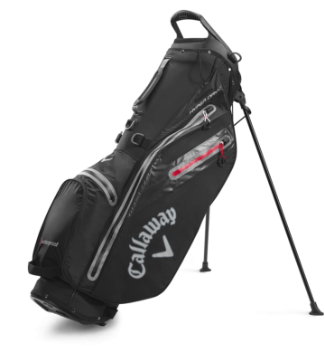 2020 Callaway Hyper Dry C Double Strap Stand Bag