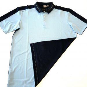 Men's Ping Douglas Polo Shirt Size XL – Blue/Navy