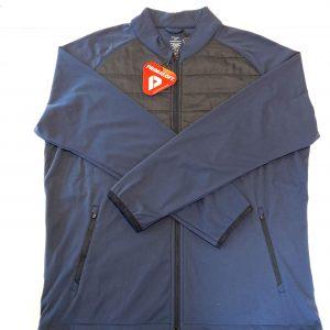 Men's Ping Norse Primaloft Jacket Size XL – Blue Graphite/Black