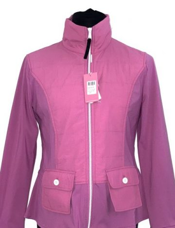 Women's Swing out Sister Lucia Jacket – Super Pink