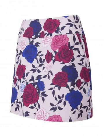 Ping Women's Rose Garden Pink/Multi Skort